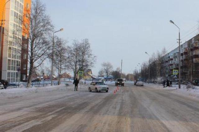 Мальчик переходил проезжую часть дороги по нерегулируемому пешеходному переходу