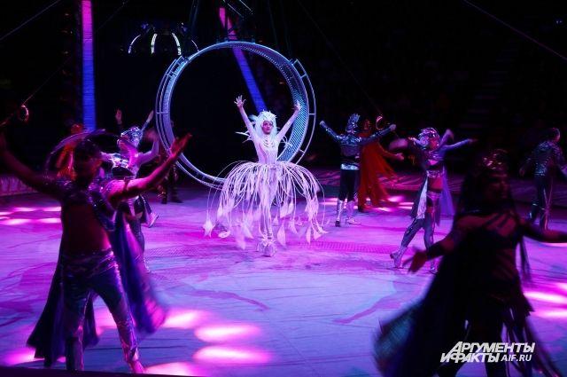В нижегородском цирке – премьера нового шоу.
