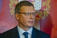 Бурков дал свою первую большую пресс-конференцию.