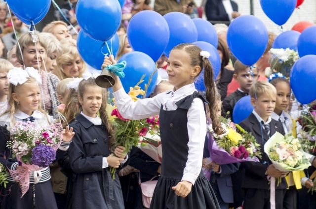 Более двух тысяч первых классов сформуруют в Красноярском крае.