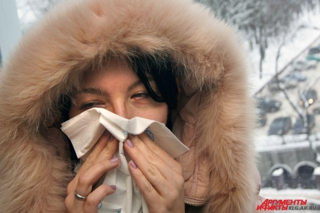 В Нижегородской области фиксируют рост заболеваемости ОРВИ.