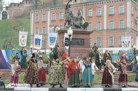 Из века в век нижегородцы чтили память великих предков.