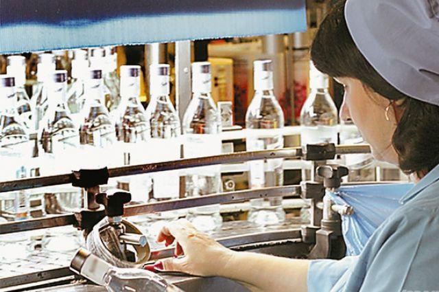 Красноярцы стали тратить больше денежных средств на спирт