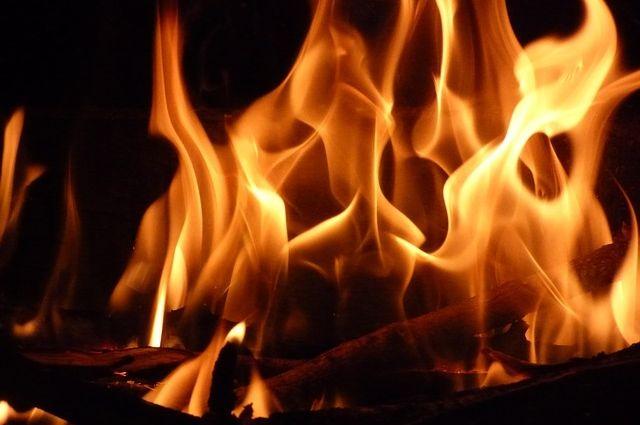 ВЧелябинске найден труп мужчины всгоревшем авто