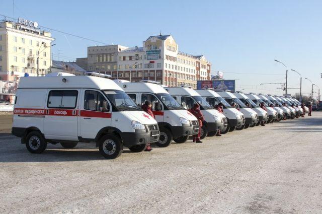 Автомобили предназначены для больниц моногородов и сельских территорий
