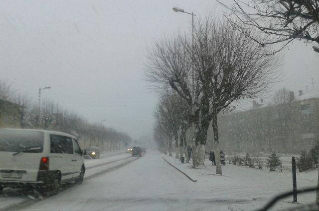 ВНижегородской области натрассах развернуты мобильные пункты обогрева