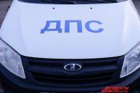 На трассе Оренбург-Орск полицейские спасли двоих замерзающих.