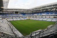 «Стадион Калининград» будет готов к 1 апреля.