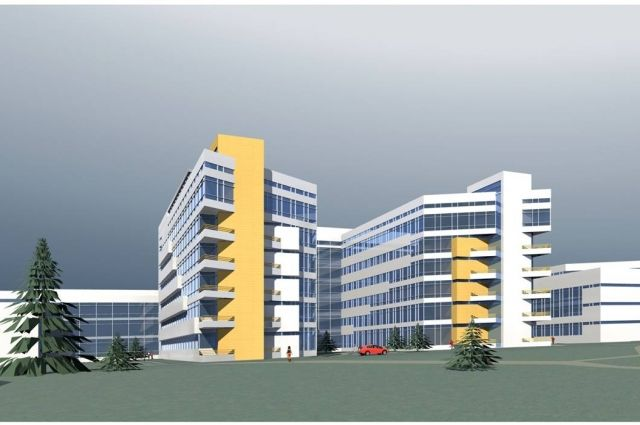 Строительство калининградского онкоцентра начнется к лету.