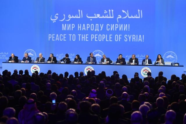 ДеМистура поведал оформировании конституционной комиссии Сирии