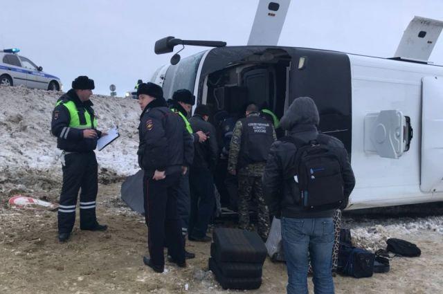 Пофакту крупной трагедии сучастием автобуса возбуждено уголовное дело— Донская генпрокуратура