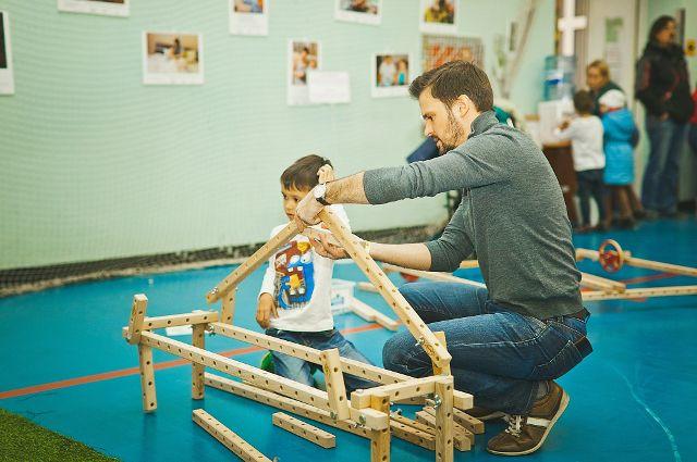В Ишим возвращается знаменитая семейная игротека «Конструктория»