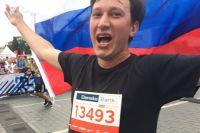 Екатеринбургский депутат уехал в Вильнюс, где занимается не только бизнесом и обсуждает российскую власть, но и бегает марафоны.