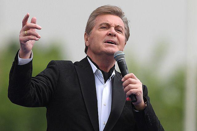 Лев Лещенко, 2017 г.