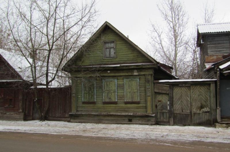 Улица Староворобьевская