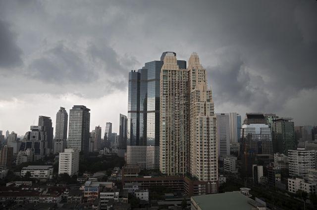 ВРостуризме поведали о трудной метеорологической обстановке вТаиланде