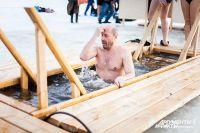 В последние годы крещенские купания становятся всё популярнее.