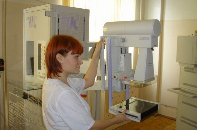 Женщинам старше 40 лет раз в год нужно делать маммографию.