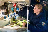 Тобольские врачи Центра медицины катастроф на вертолете прибыли к роженице