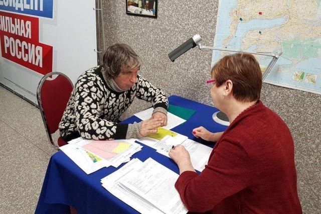 Подписи за кандидатов в крае собрали до названного срока.