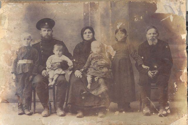Семья Еремея Борща приехала в Приморье из другого края империи в самом начале XX века.
