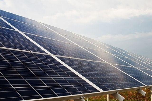 ВВолгоградской области запустили первую солнечную электростанцию