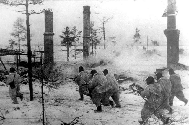 Прорыв блокады был совершен 18 января 1943 года.