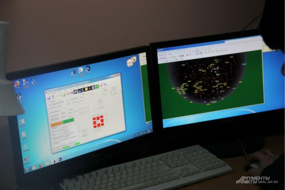 Вадим Крушинский, ведущий инженер Коуровской обсерватории: «Астрономы уже не прыгают ночами у телескопов. Это белые люди, они спят ночью, а с утра обрабатывают данные, собранные компьютером»