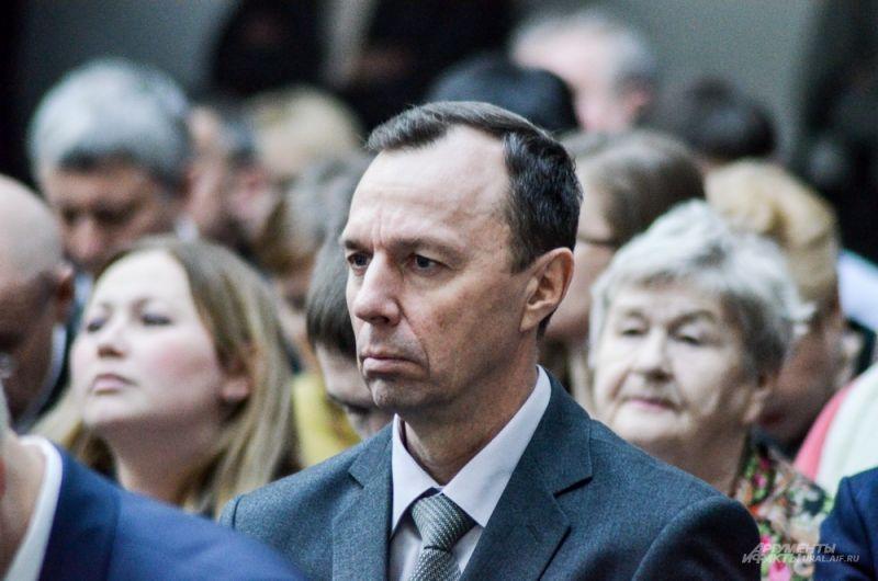 Руководитель комитета по транспорту Алексей Федотов.