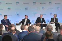 Встреча с главами субъектов Российской Федерации по вопросам внебюджетной политики в рамках Российского инвестиционного форума «Сочи-2017».
