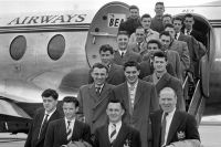 «Малыши Басби» в 1955 году.