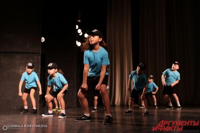 Танцоры выступят в СК
