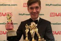 Россиянин стал триумфатором AVN Awards.