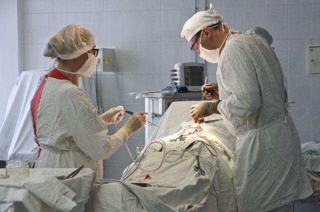 В работе хирурга радость - понять, что смог помочь человеку.