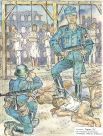 Немцы считали себя героями в стране «варваров». Уничтожая неполноценный народ, фотографировались для истории.