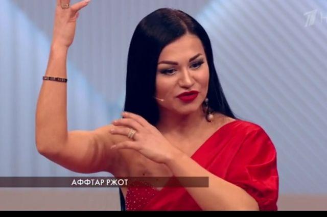 Уроженку Новотроицка показали на Первом с пародией на «светскую львицу».