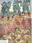 «Схватили Юрку и меня. Вывезли в поле и сбросили тела в окоп. Стали засыпать еще живых».
