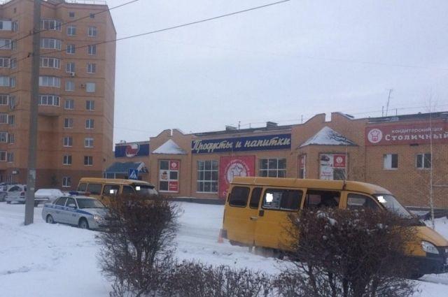 В Орске водитель «ГАЗели» сбил ребенка на «зебре».