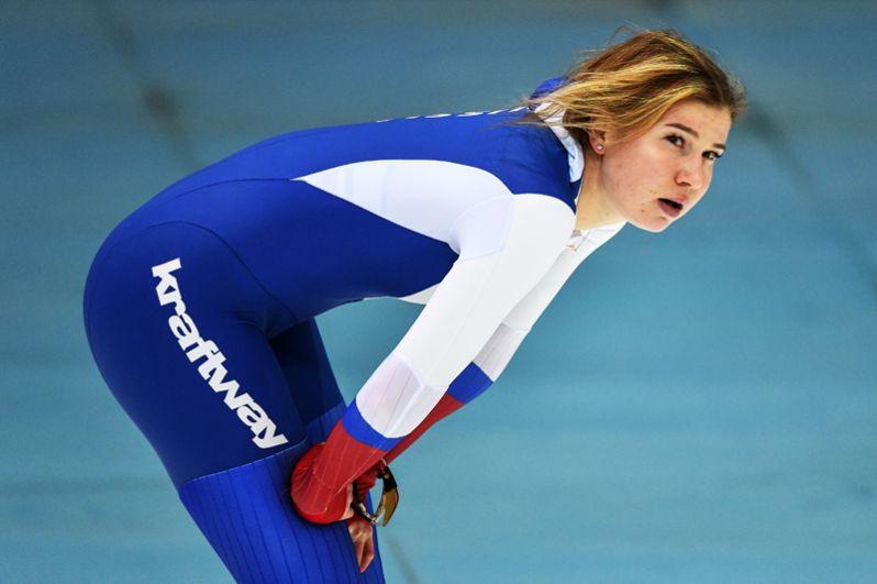 Серебро: Ольга Фаткулина (конькобежный спорт, 500 м).