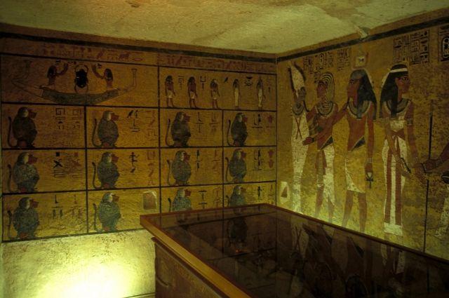 Ученые вновь изучают гробницу Тутанхамона в поисках захоронения Нефертити - Real estate