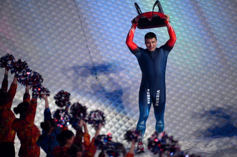 Серебро: Альберт Демченко (санный спорт).