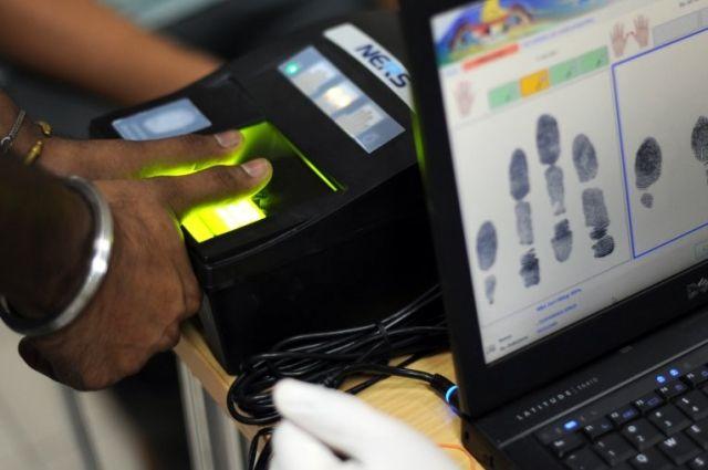 В Украине все пункты пропуска оборудованы биометрическими устройствами