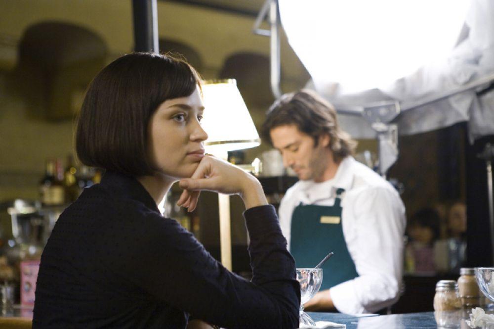 В 2007-2008 годах Блант приняла участие сразу в нескольких проектах, среди которых экранизация бестселлера Карен Джой Фаулер «Жизнь по Джейн Остин», где актриса исполнила роль учительницы французского, которая решается на измену мужу с юным студентом.
