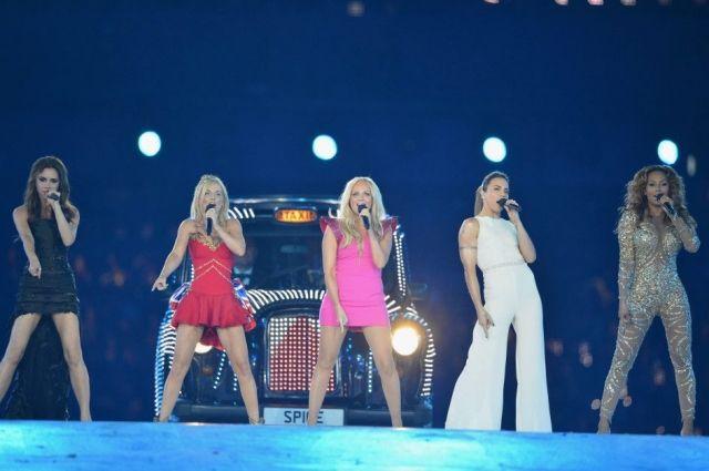 Spice Girls объявили овоссоединении группы