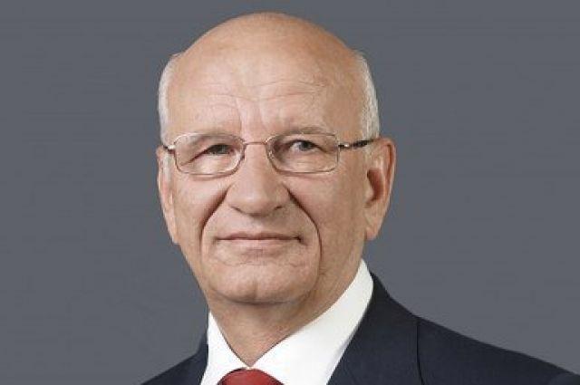 Губернатор Юрий Берг.