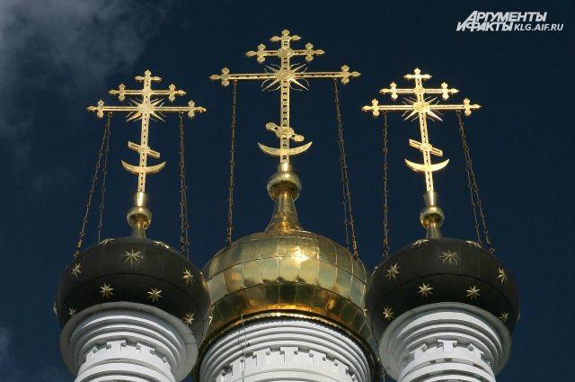 Два новых храма построят в Нижегородской области.