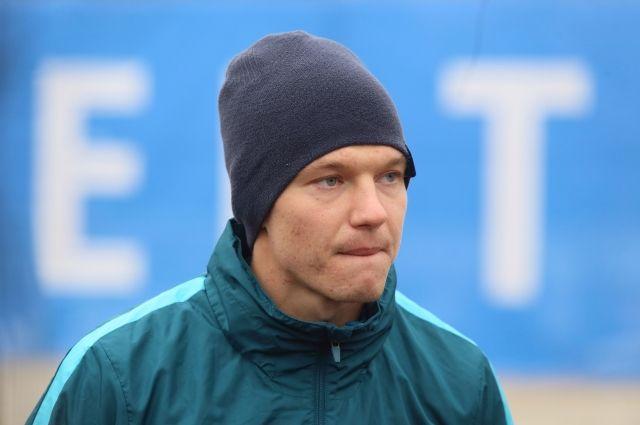 Футболист «Зенита» исборной РФ Шатов может перейти в«Краснодар»