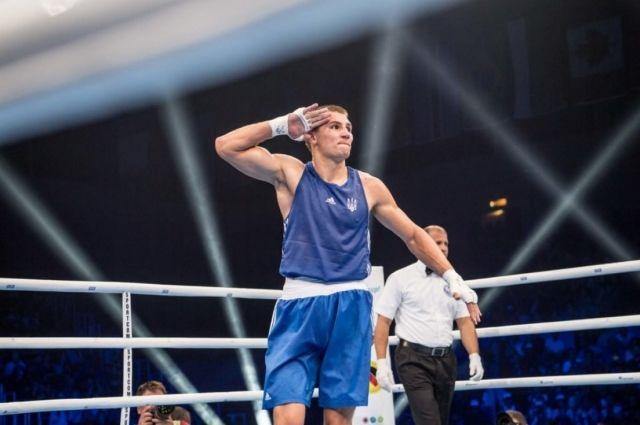 ФБУ: Украинец Хижняк признан лучшим боксером мира 2017 года