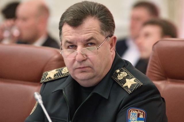 Когда Украина получит Javelin— Полторак назвал сроки
