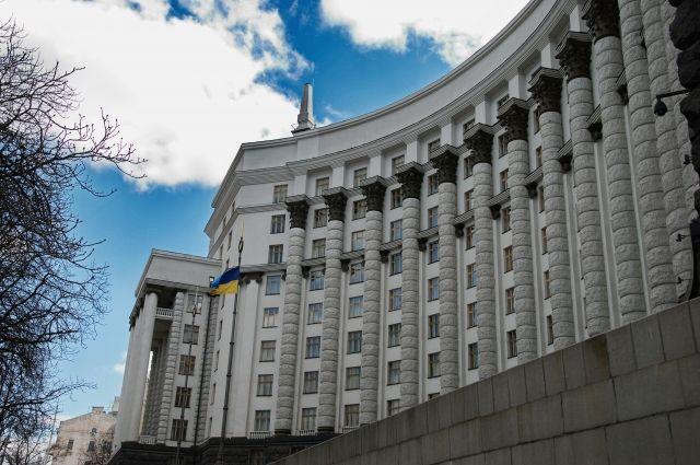 Кабмин потратит крупную сумму из госбюджета на ремонт дома правительства